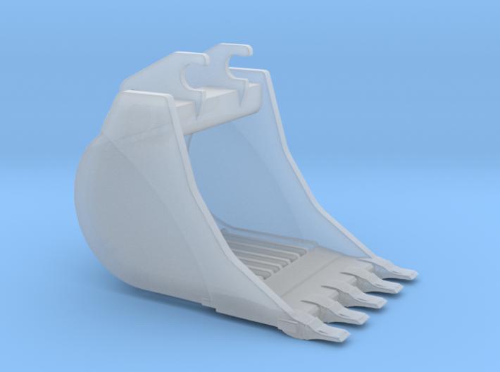 336 E Skeleton Bucket 3d printed