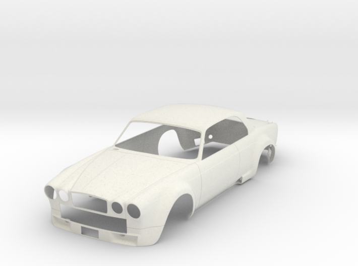 Jaguar XJ12 Broadspeed - KIT 01 3d printed