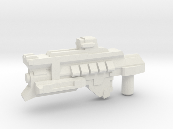 """CENTRALIZER"" Transformers Weapon (5mm post) 3d printed"
