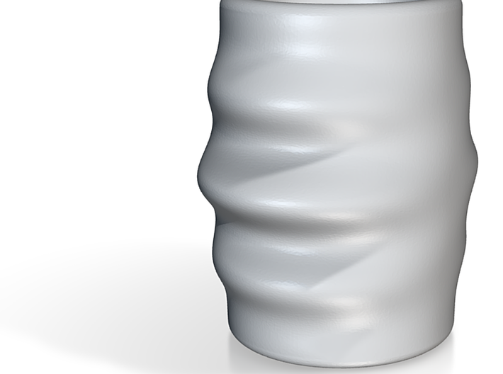 DRAW shot glass - Dizzy Dan 3d printed