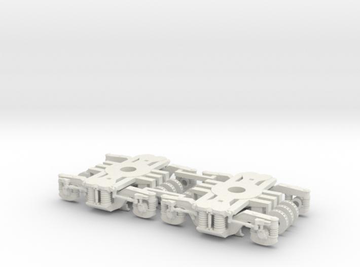 Bogie SGP300KK 3d printed