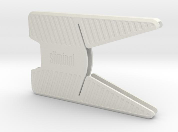 "Sliminal ""Solar"" (6 Cards) 3d printed"