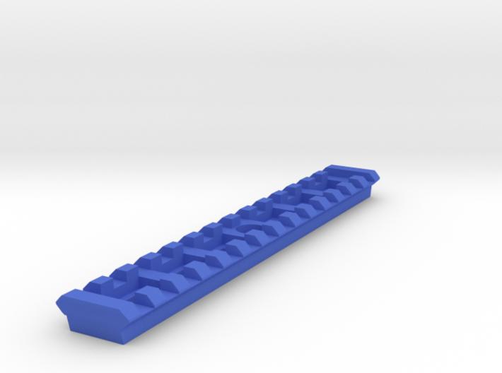 14 Slots Rail (Pre-Drilled) 3d printed