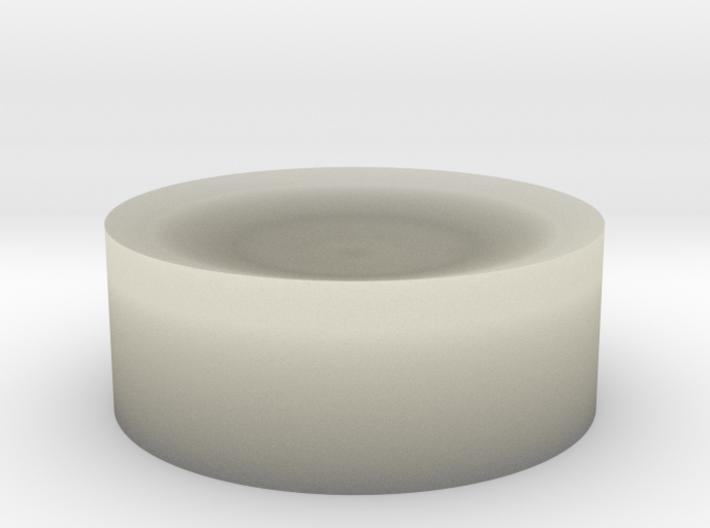 Glass Ball Tripod Mount 3d printed