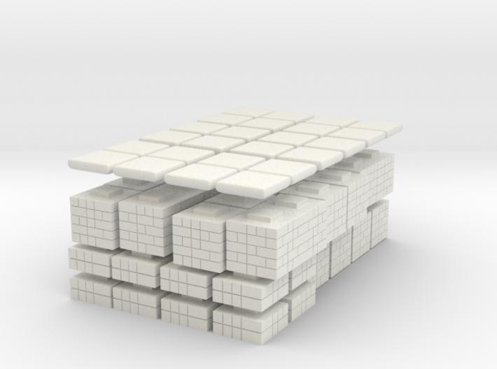 HeroQuest-Increase Elements 3d printed