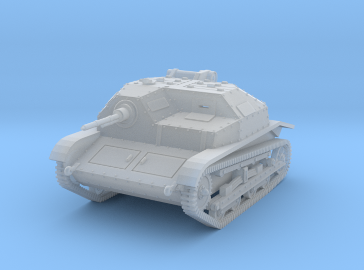 PV138C Polish TKS Tankette (1/87) 3d printed