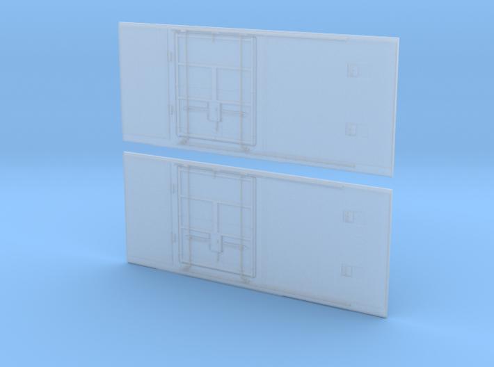 Walthers Cryo 10' Plug Door 3d printed