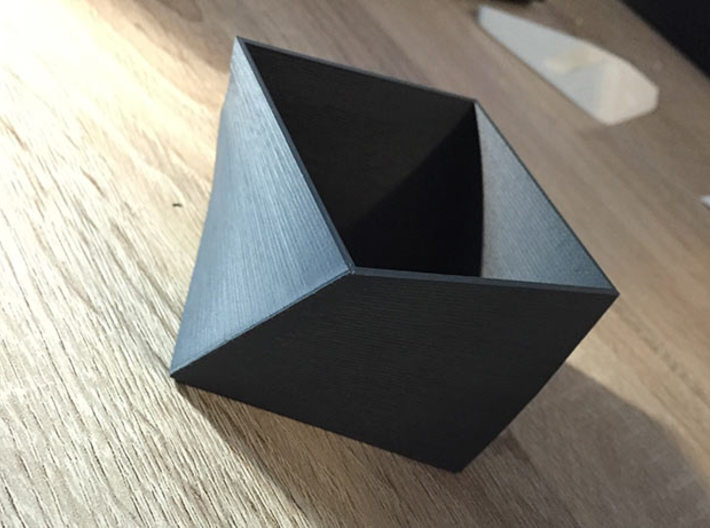 TwistBox 3d printed