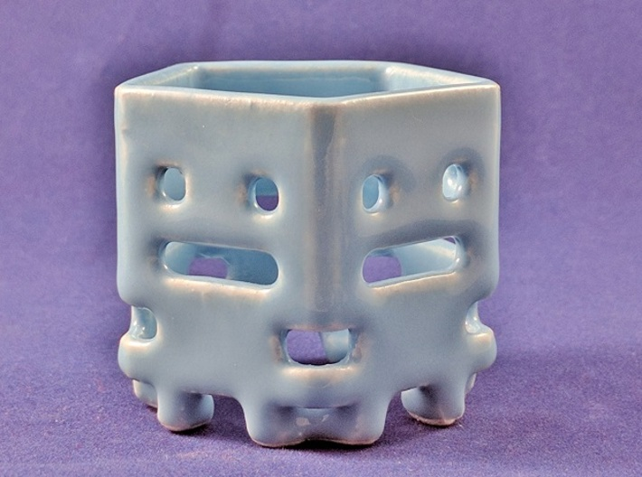 Turbo Buddy Tea Light 3d printed