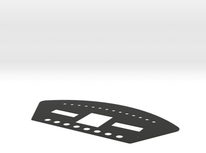Copertura Dashboard 3d printed