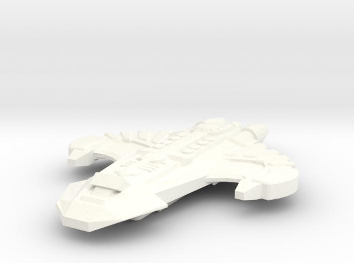 The Spartan • Battle Cruiser 3d printed