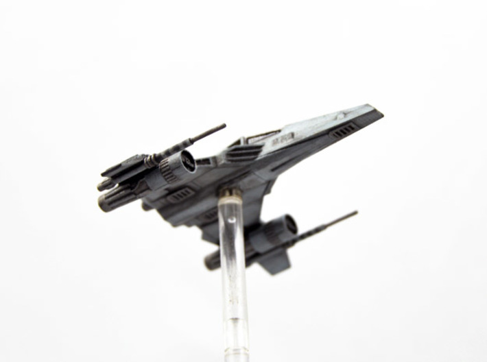 E-Wing Variant - Dual Cannon 1/270 3d printed