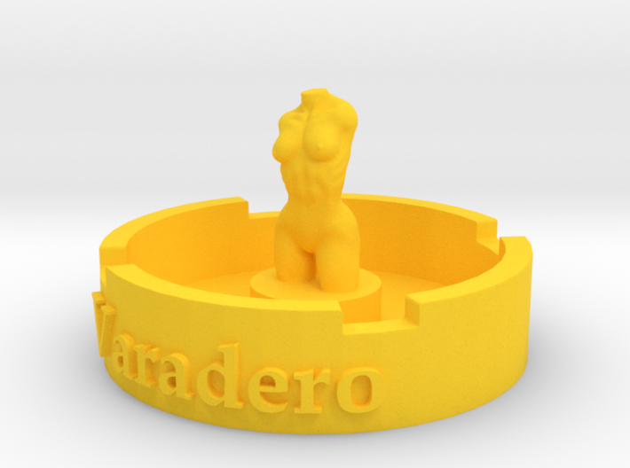 Cenicero  Varadero-Cuba 3d printed