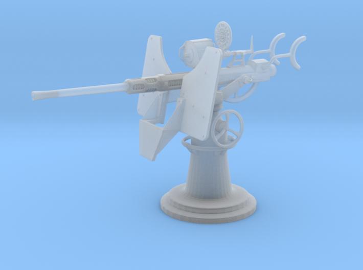 1/24 USN Oerlikon 20 mm Single Mk 4 3d printed