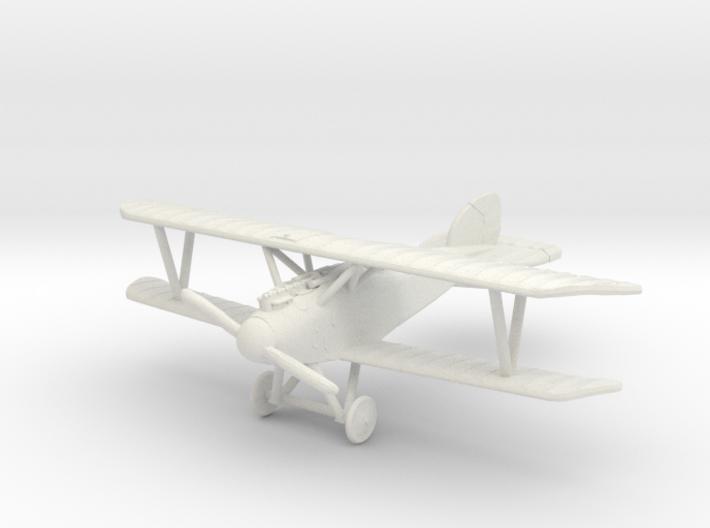 Albatros D.III 3d printed 1:144 Albatros D.III in WSF
