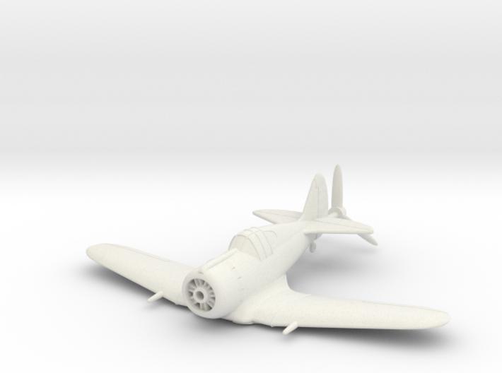 1/100 CAC Boomerang 3d printed