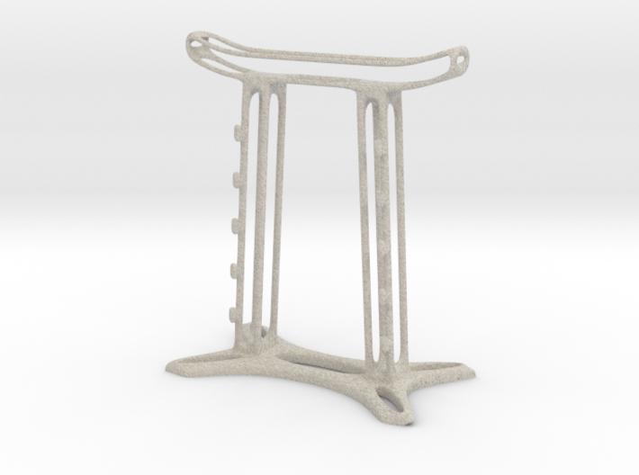 Coctail Stick Katana Rack 3d printed
