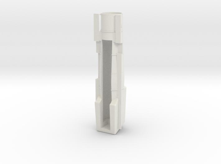 PRR K4/L1 OO Scale Boiler - Open smoke box 3d printed