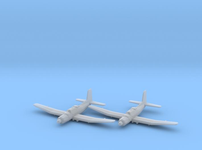 Douglas TB2D 'Skypirate' 1:200 x2 FUD 3d printed
