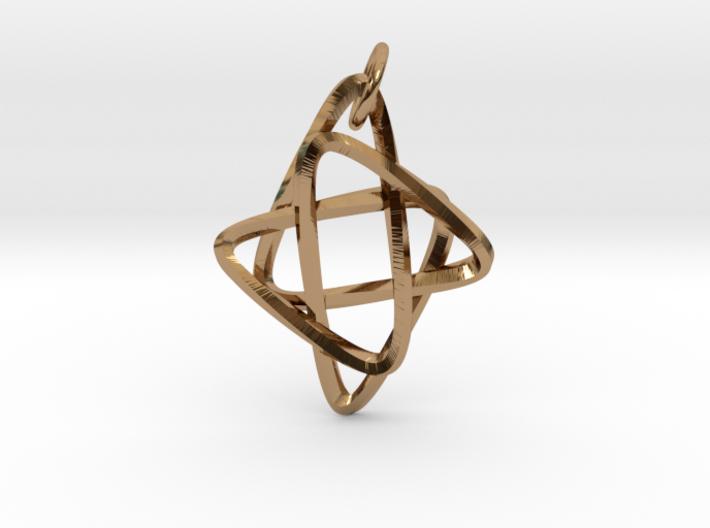 Star of Mobius 3d printed