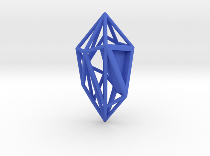 Cristal 3d printed