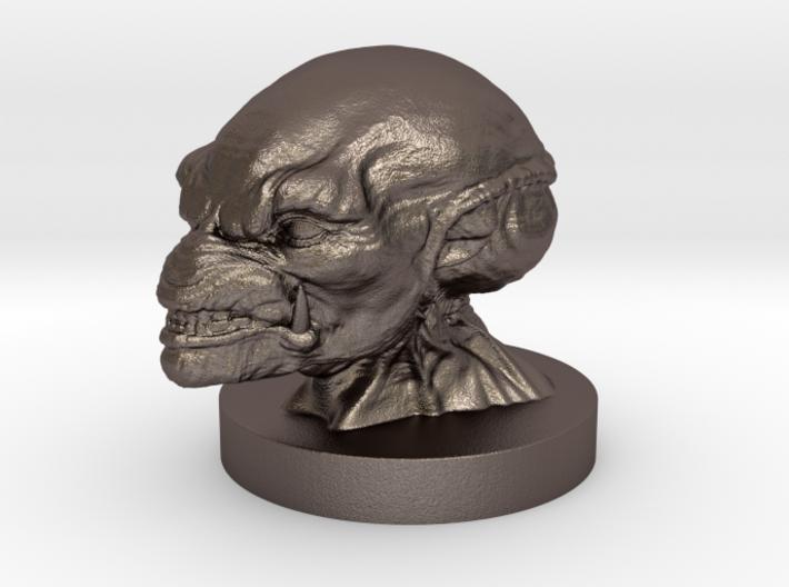 PumpkinHead Bust 3d printed