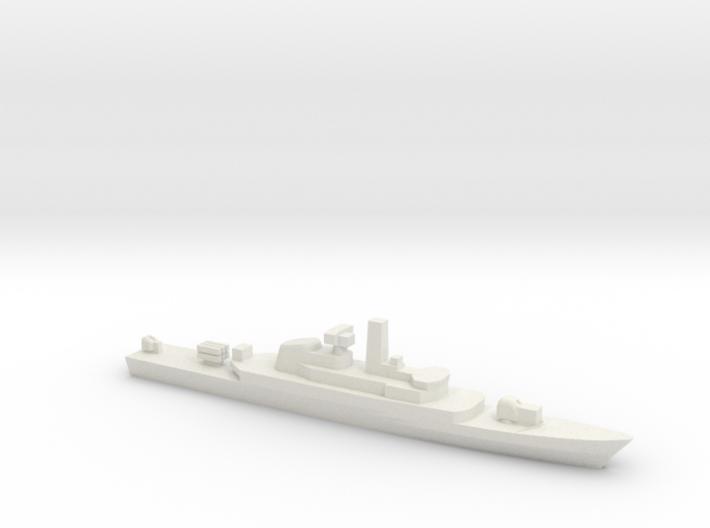 Alvand-class frigate, 1/3000 3d printed