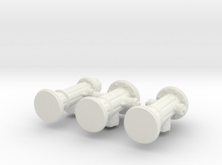 Hydrants 3d printed