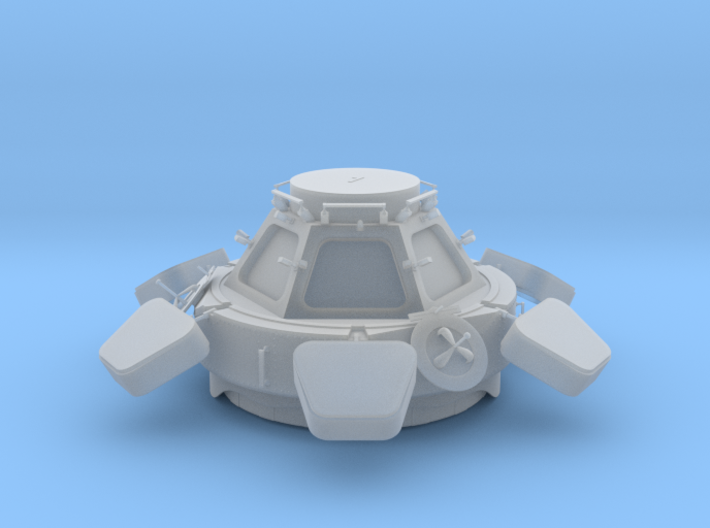 ISS Cupola Replica 1:32 3d printed
