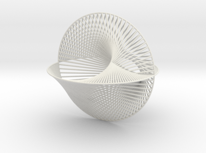 3D String Drawing 2 3d printed