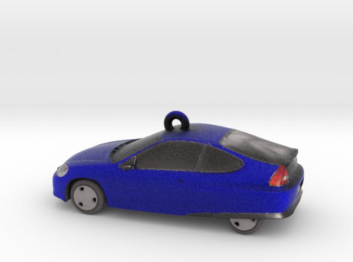 Honda Insight BLUE 3d printed