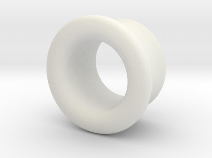 Basic earplug 3d printed