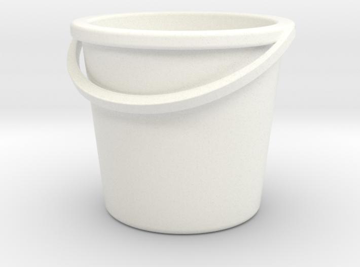 1:12 Bucket 3d printed
