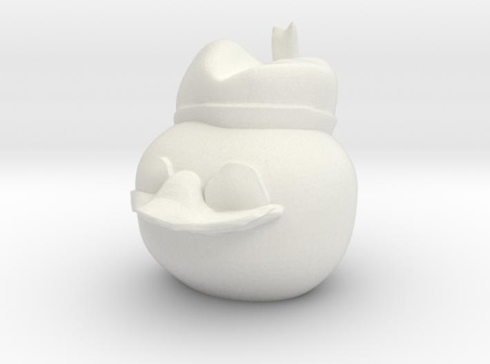 Custom Dolan Head for Lego 3d printed