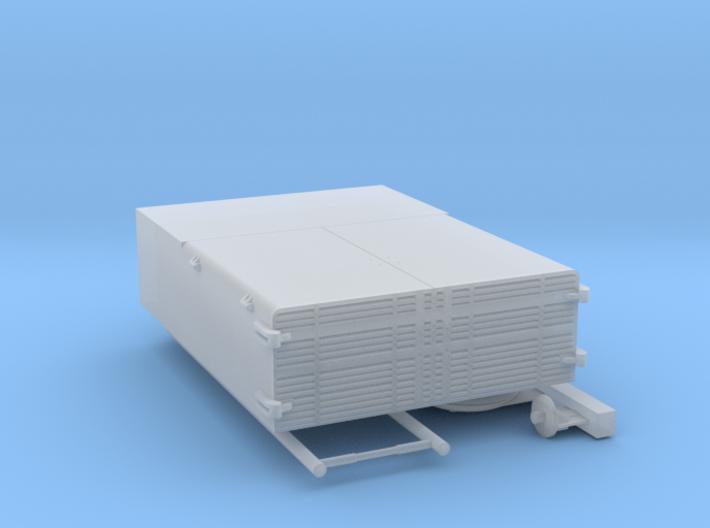 1/35 T110E4 Heavy Tank Small Parts MSP35-020B 3d printed