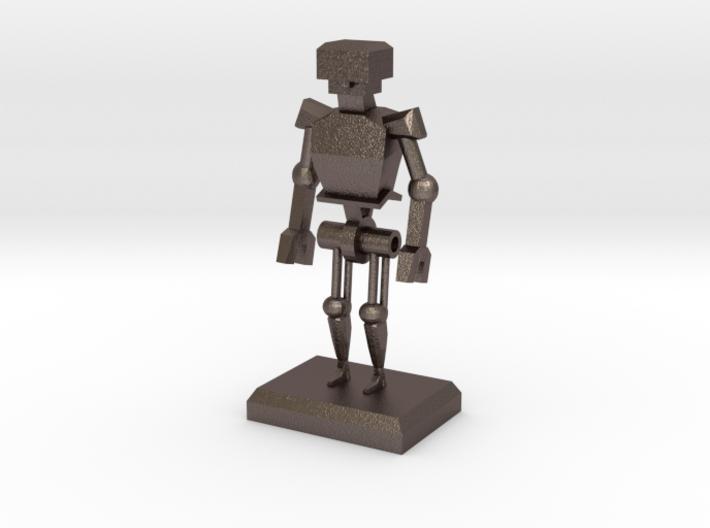 Robot 2 3d printed