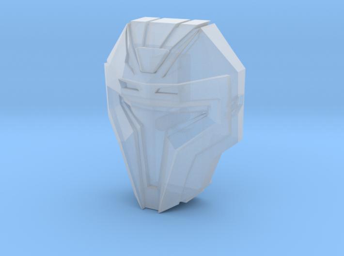 WFC Decepticon Heavy/Brute Face (Titans Return) 3d printed