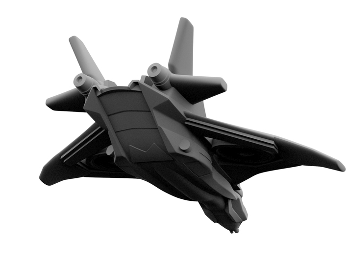 1400_Ave_Quinjet [x5] [F] 3d printed