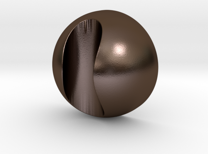 Electric Toothbrush Holder (bronze steel) 3d printed