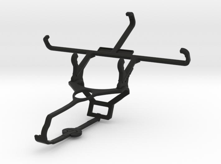 Steam controller & alcatel Pop Astro - Front Rider 3d printed
