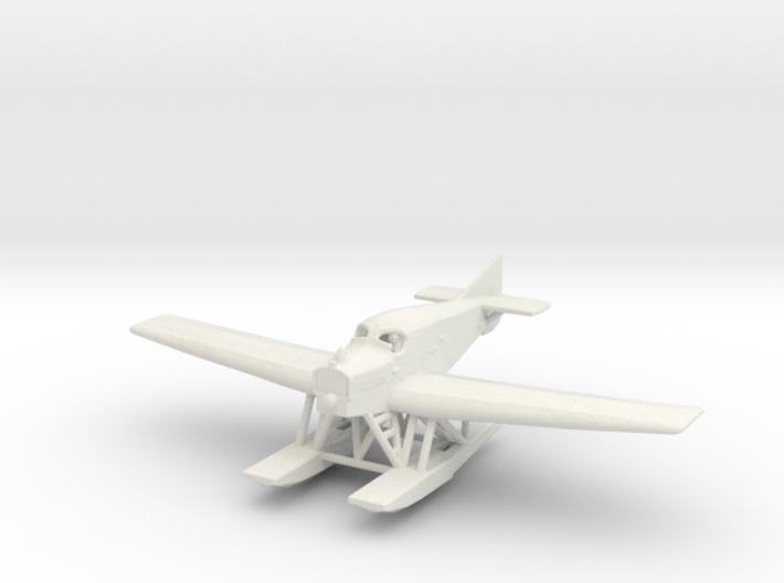 Junkers F.13 (floats) 3d printed