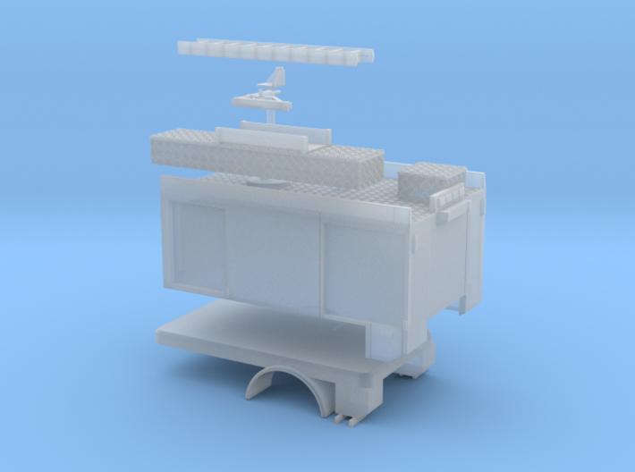 Aufbau TLF20-30 Ohne Rollos 3d printed