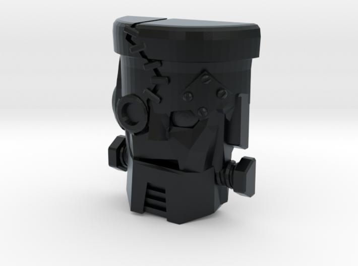 Headmonster Frankentron Face (Titans Return) 3d printed