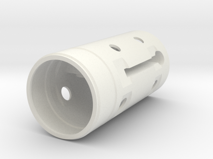 Nacelle Core V2.stl 3d printed
