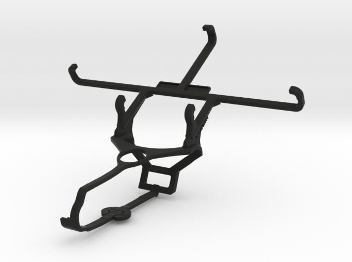 Steam controller & Lava A82 3d printed