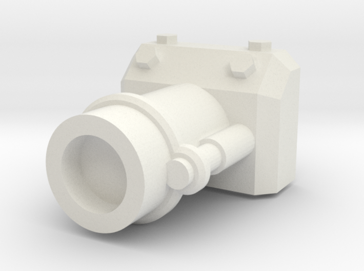 Gaming tank demolition cannon 3d printed