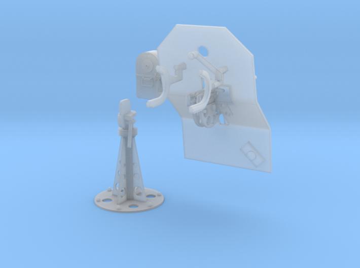 1-20 Cal 50 Pedestal Mount M39 3d printed
