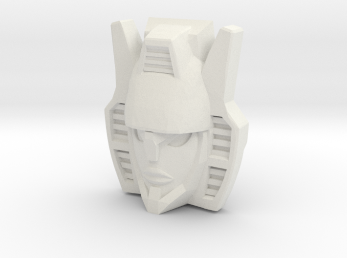 "R63 - ""Menace"" Face (Titans Return) 3d printed"
