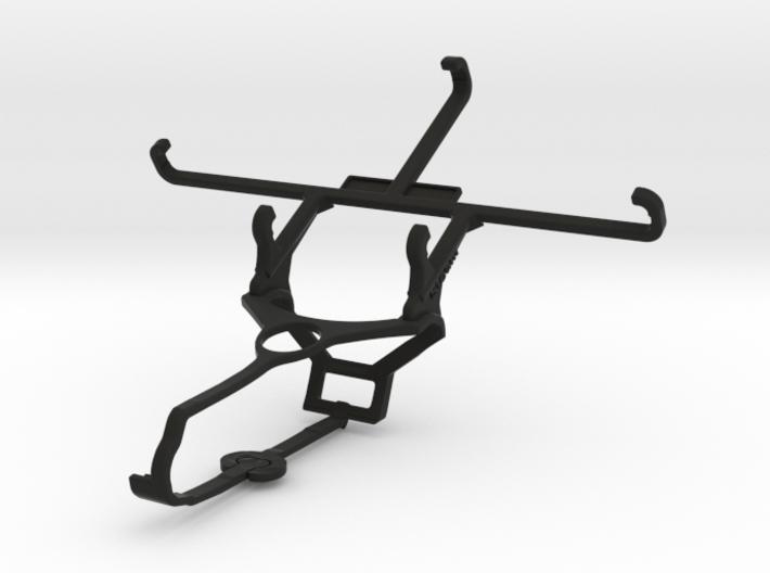 Steam controller & Meizu m3 - Front Rider 3d printed