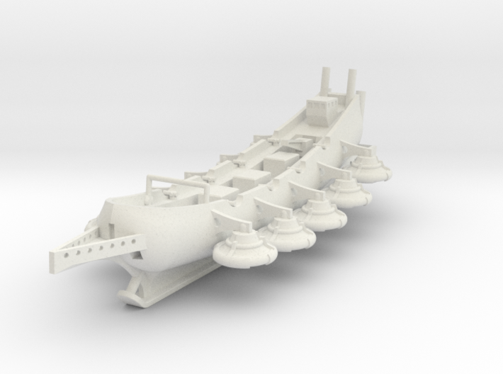 Flying Galleon (Production Version) 3d printed